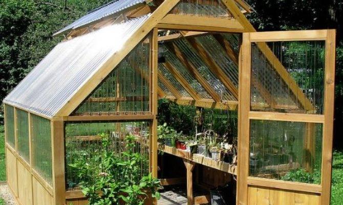 Best Diy Greenhouse Ideas Pinterest Gardening