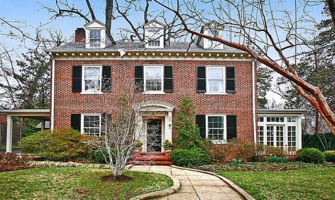 Best Dream Homes Federal Style Pinterest