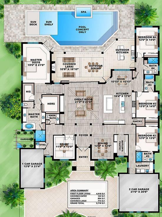 Best Dream House Plans Ideas Pinterest House Plans 162931
