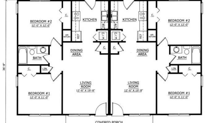 Best Duplex Plans Ideas Pinterest House
