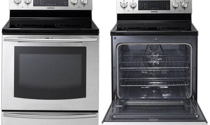 Best Electric Ranges Stoves Slide Drop Sears Zonafollow