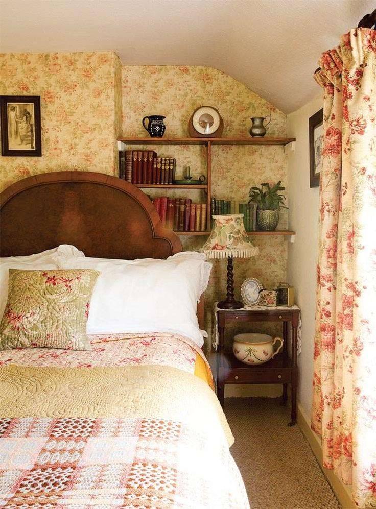 English Cottage Bedroom Ideas Design Corral