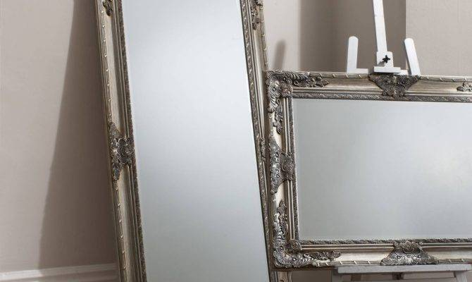 Best Extra Large Floor Standing Mirrors
