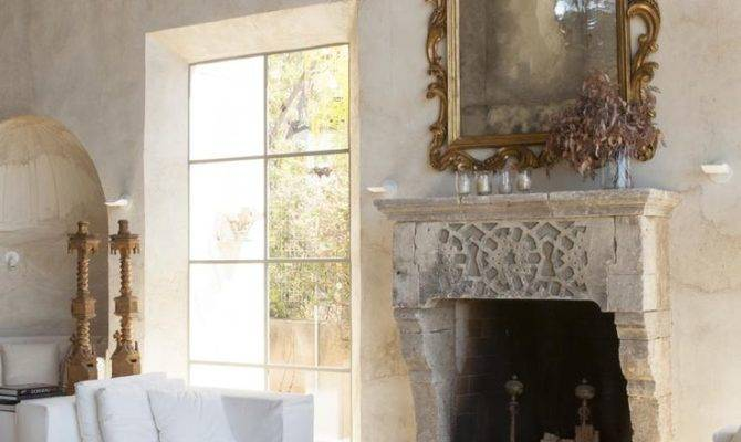 Best Fireplace French Country Pinterest