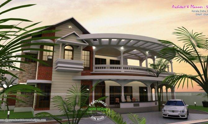 Best Front Balcony Designs House Plans