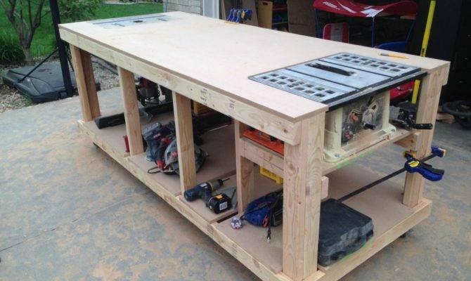 Best Garage Workshop Ideas Ideacoration