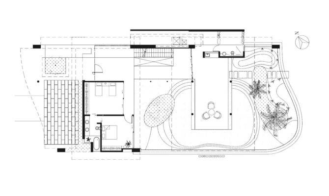Best Guest House Pool Floor Plans Modern Home