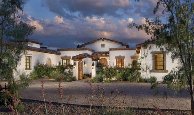 Best Hacienda Style Homes Design Ideas Remodel