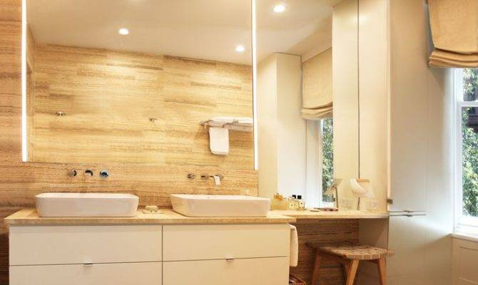 Best His Hers Bathroom Designs Pinterest