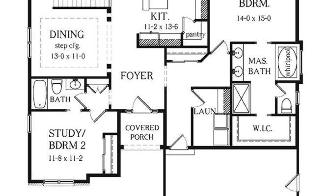 Best Ideas Bedroom House Plans Also Open Floor