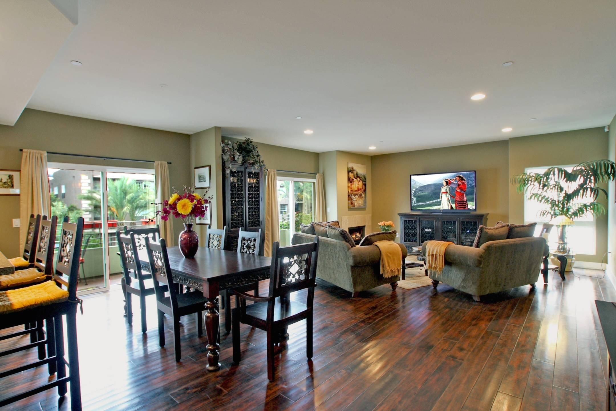Best Kitchen Dining Room Open Floor Plan Design Ideas House Plans 167888
