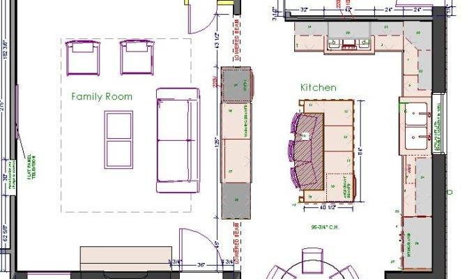 Best Kitchen Layout Pinterest