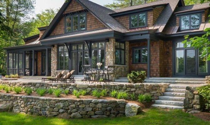 Best Lake House Plans Ideas Pinterest Cottage
