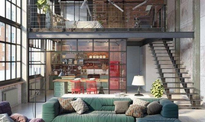 Best Loft House Ideas Pinterest Modern