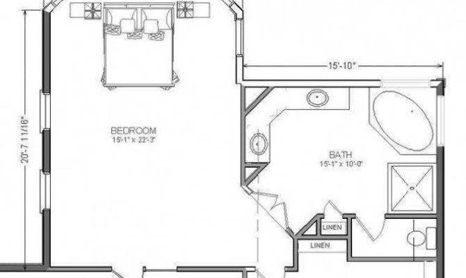 Best Master Suite Layout Ideas Pinterest