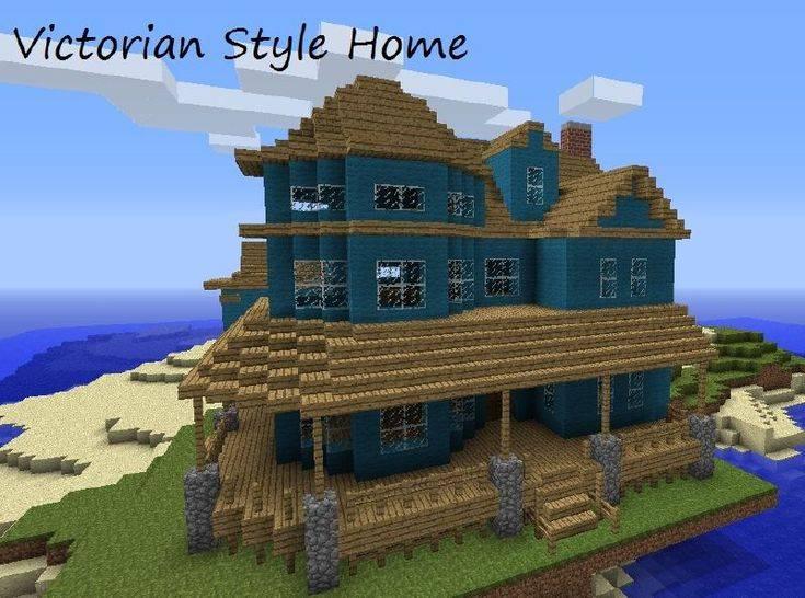 Best Minecraft Houses Ideas Pinterest
