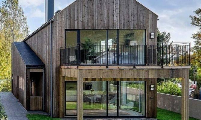 Best Modern Barn House Ideas Pinterest