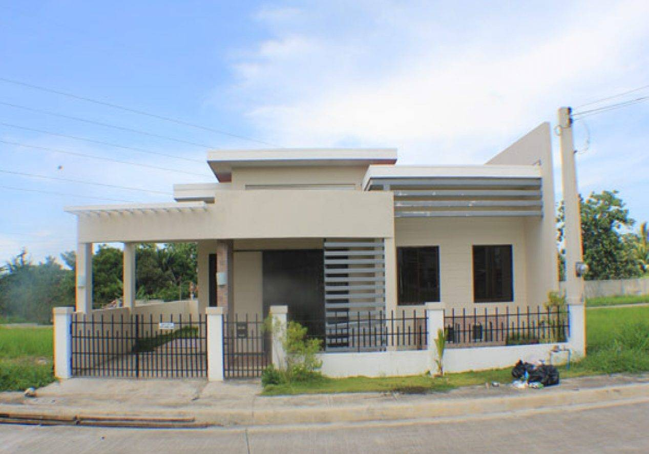 Best Modern Bungalow House Plans Philippines House Plans 175288