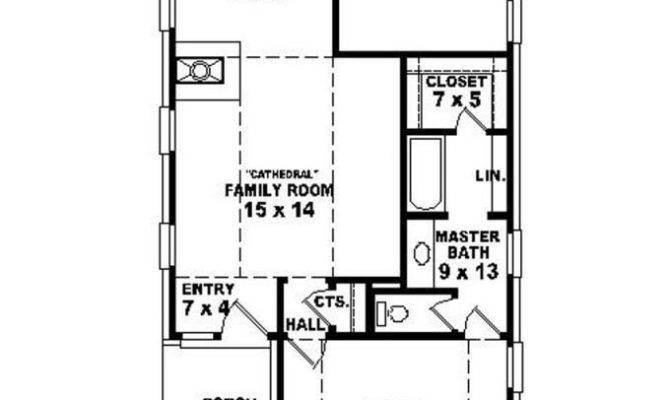Best Narrow Lot House Plans Homes Floor