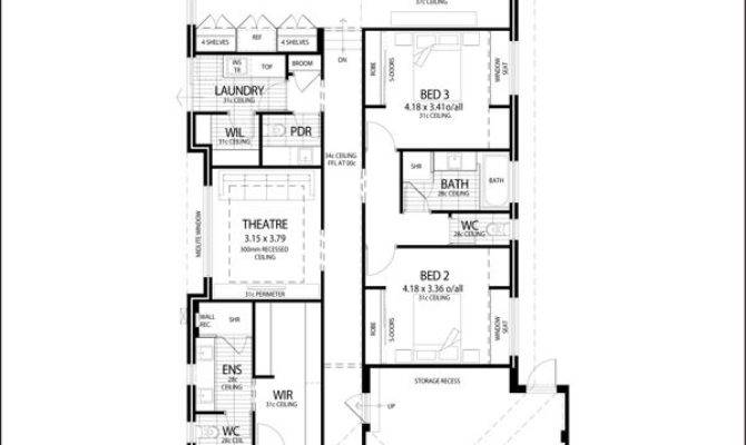 Best Narrow Lot House Plans Ideas Pinterest