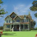 Best New Home Oak Brook Square Foot House