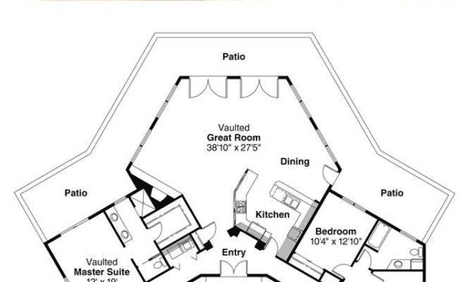 Best Octagon Style House Plans Pinterest