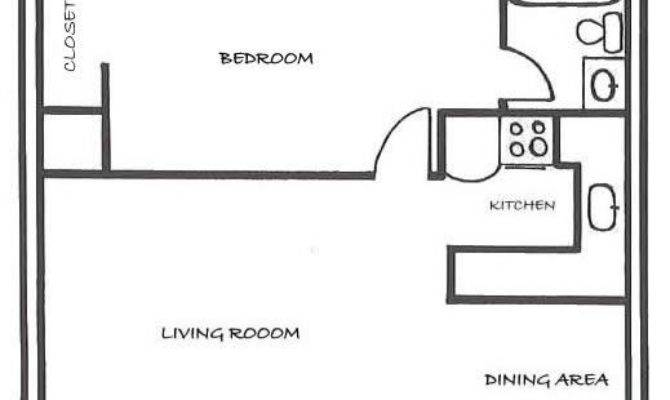Best One Bedroom House Plans Ideas Pinterest