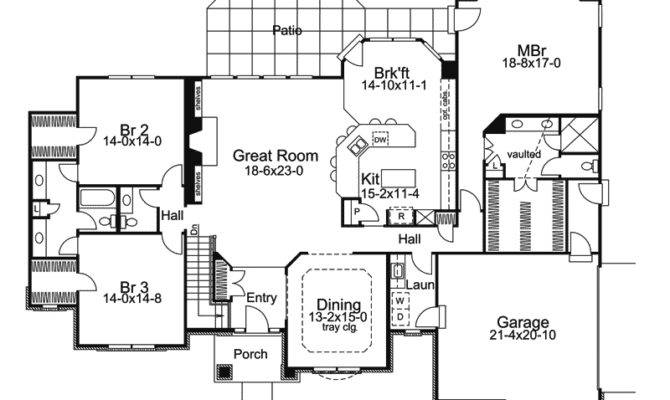 Best One Story House Plans Car Tuning