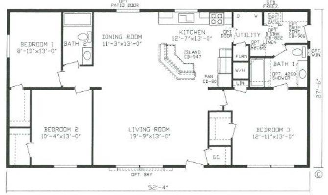 Best Open Concept Floor Plans Buy Affordable House