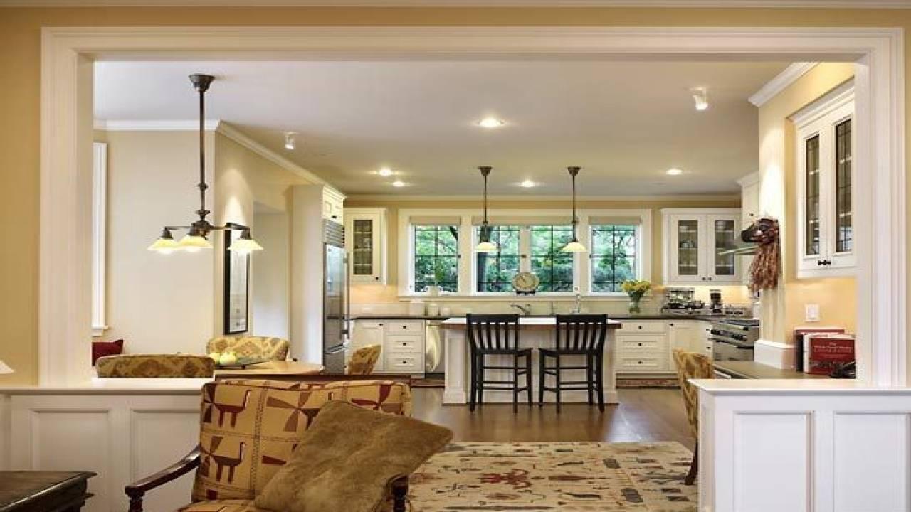 Best Open Floor Plan Pinterest Small House Plans 143228