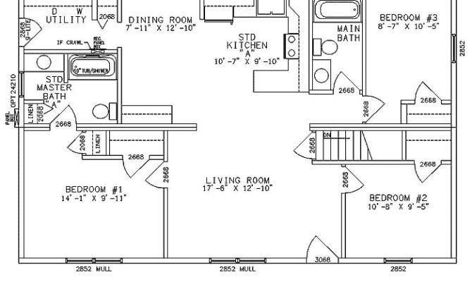 Best Open Floor Plans Ranch Homes Building