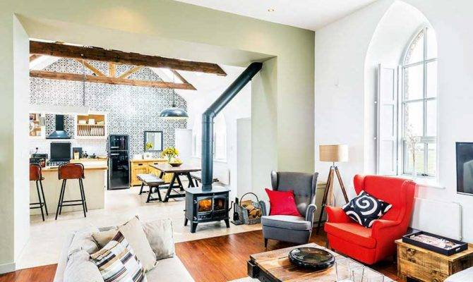 Best Open Plan Kitchens Homebuilding Renovating
