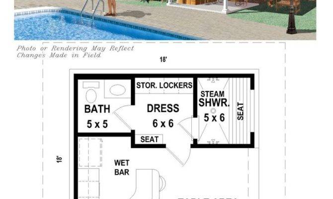 Best Pool House Plans Ideas Pinterest Tiny Home