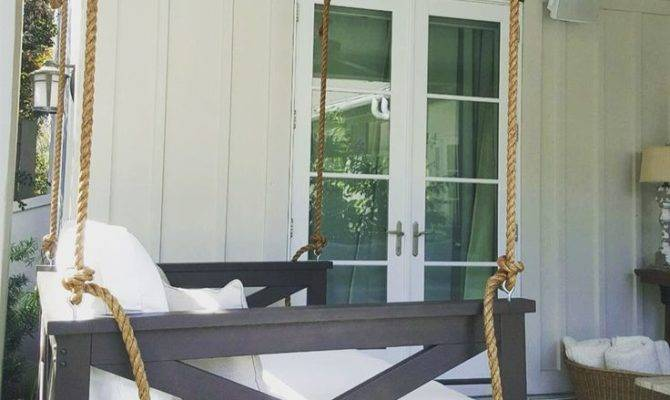 Best Porch Swing Beds Ideas Pinterest Bed