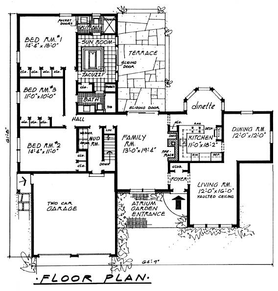 best ranch house plans mudroom architecture house plans