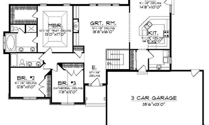 Best Ranch Style House Plans Easy Living