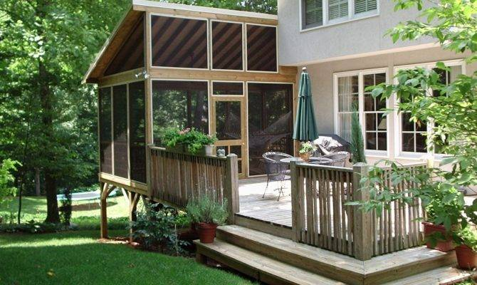 Best Reasons Convert Your Deck Patio Into