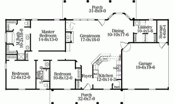 Best Rectangle House Plans Ideas Pinterest