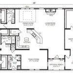 Best Rectangle House Plans Ideas Pinterest