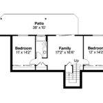 Best Simple Ranch Style House Plans Basement