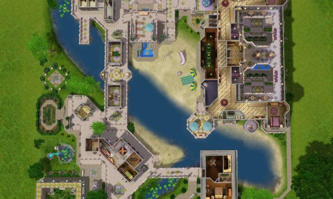 Best Sims House Plans Ideas Pinterest Houses