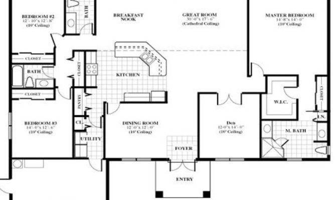 Best Single Home Floor Plans New