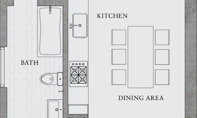 Best Small Apartment Plans Ideas Pinterest