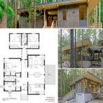 Best Small Modern Cabin Ideas Pinterest