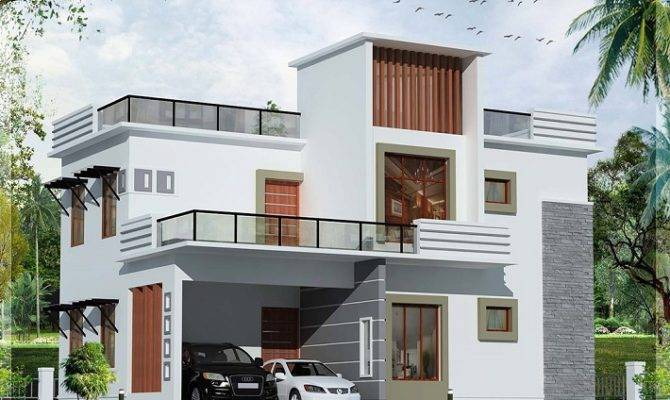 Best Small Modern House Design Model Home Ideas