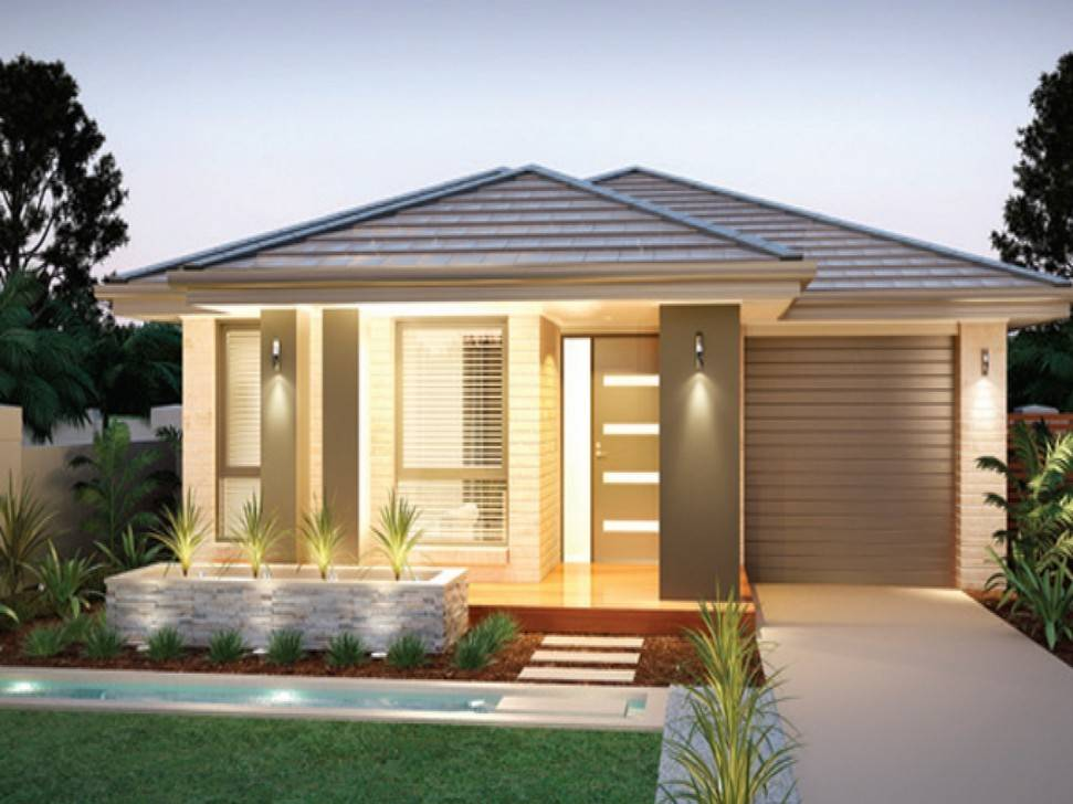 Best Small Modern House Designs One Floor House Plans 158615