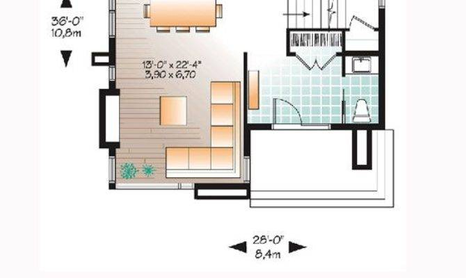 Best Small Modern House Plans Ideas Pinterest