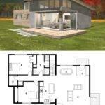 Best Small Modern House Plans Ideas Pinterest