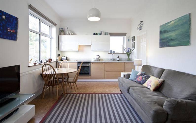 Best Small Open Plan Kitchen Living Room Design Ideas House Plans 101904
