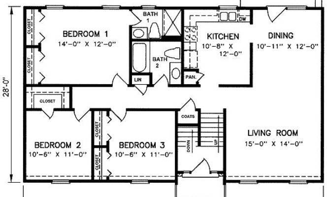 Best Split Level House Plans Ideas Pinterest